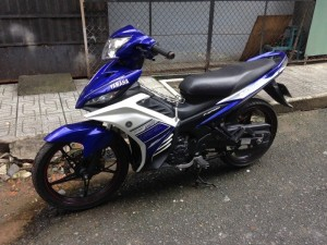 Exciter 135 cuối 2013 bstp