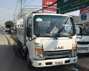Xe tải JAC N721 1.9 tấn