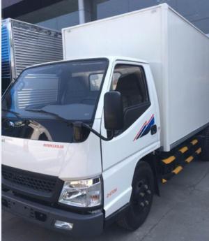 IZ49 tải trọng 2 tấn 4 lưu thông thành phố Cty Otô Phú Mẫn