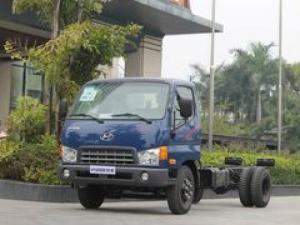 Xe tải HYUNDAI HD72 - 4.5T