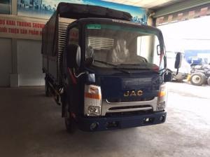 JAC 3.45 tấn, cabin vuông thùng 4.3 met, tặng máy lạnh định vị theo xe