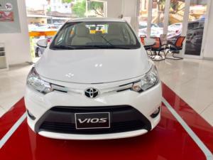 Toyota Vios 1.5E số sàn Tặng bảo hiểm