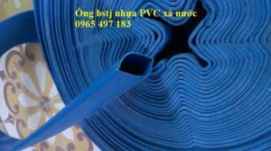 Chuyên cung cấp các loại ống bạt pvc xả nước, tải sỏi, bùn, hút cát tại Hà Nội