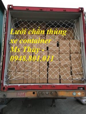 Lưới chắn container, Lưới bao hàng hóa, lưới chắn đuôi thùng xe các loại
