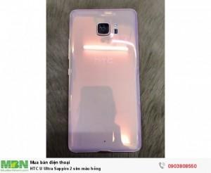 HTC U Ultra Sappire 2 sim màu hồng