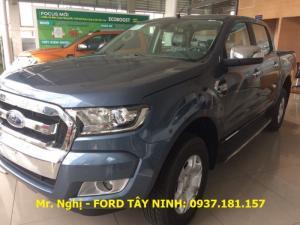 Ford Tây Ninh - Bán Ford Ranger Giá Tốt Nhất, Tặng Phụ Kiện 25 Triệu, Bảo Hành, Bảo Dưỡng Chính Hãng