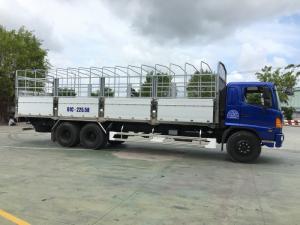 Xe tải Hino 3 chân FL dài 9m2 giá tốt, xe tải...