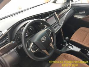 Toyota Innova 2018, Hỗ Trợ Trả Góp Tới 90% Giá Trị Xe
