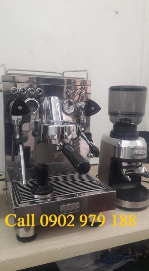 Bán thanh lý nguyên bộ máy pha cà phê WELHOME - WPM mới sử dụng 2 tháng bảo hành như mới..