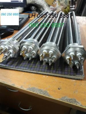 Điện trở đun nước đầu 59 * 550(PO)/ 220V - 380V/ 15KW