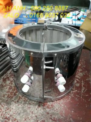 Vòng nhiệt bóng đèn phi 195*200 /220v-wmax bảo hành