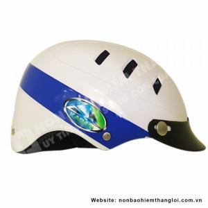 In logo, in thương hiệu lên nón bảo hiểm