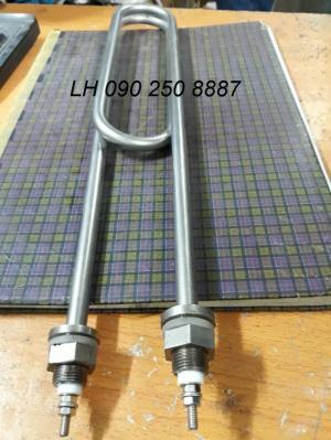 Điện trở đun nước uốn loại ruột gà phi 11/ 380v- 5kw