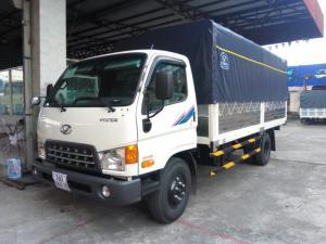 Xe tải Hyundai HD 120S 8 tấn
