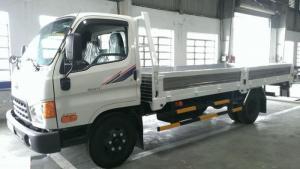 Đại lý bán xe tải Hyundai HD120S 8 tấn thùng lửng tại Hà Nội, giá cạnh tranh