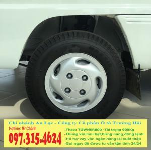 Thaco 990Kg Towner800,giá bán,trả góp
