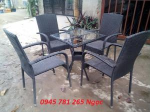 Chuyên thu mua bàn ghế cafe cũ giá cao