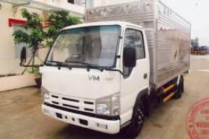 bán xe tải isuzu - vm 3.49t, Thùng mui bạt 4m3