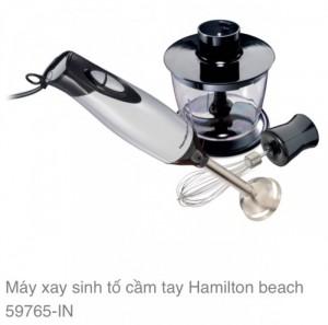 Máy xay sinh tố cầm tay Hamilton Beach