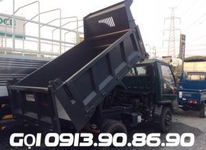 Xe ben TMT 7335 3T5 máy Hyundai
