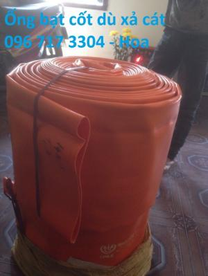 Ống bạt cốt dù tải nước tải cát tải bùn chất lượng cao
