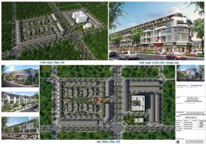 Bán nhà Liền kề khu đô thị mới Lê Thái Tổ - TP Bắc Ninh