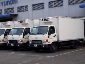 Xe tải Hyundai 6.5 tấn, tặng khuyến mãi trước bạ