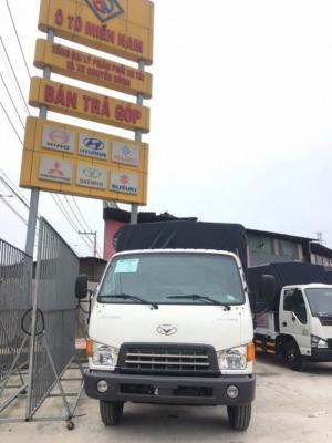 Xe tải Hyundai 8.5 tấn