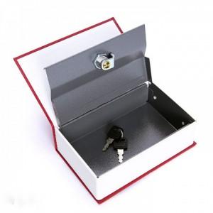 Giống như một chiếc hộp an toàn, chiếc két sắt này có chìa khóa riêng, bạn có thể yên tâm để vào đó số tiền mà bạn tiết kiệm được hay bất kỳ đồ vật nào.