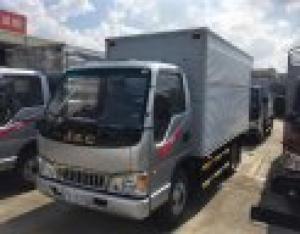 Xe tải Jac 2.4 Tấn Thùng Kín - (Cao cấp)