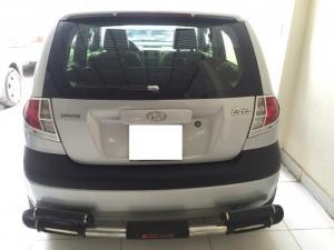 Cần bán xe Hyundai Getz sản xuất 2009, màu bạc, nhập khẩu nguyên chiếc, 230 triệu