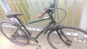 Xe đạp thể thao hàng bãi nhật