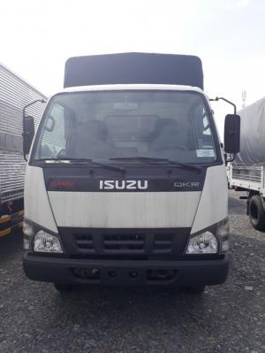 Xe tải ISUZU QKR55H - Trả trước 150 triệu giao xe ngay