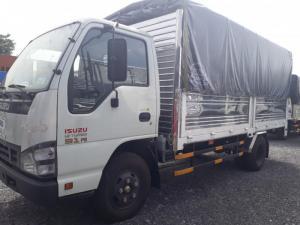 Xe tải ISUZU 2.5 tấn, thùng mui bạt, trả...