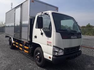 Xe tải ISUZU 2 tấn, thùng kín inox, trả trước 150 triệu - Liên hệ: 0972494937 (24/24)