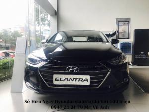 Xe Hyundai Elantra 2018 màu đen - Đà nẵng giá sốc, giảm  giá 80 triệu , rẻ nhất thị trường