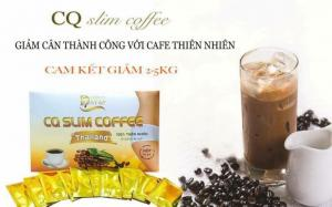 Cafe Cq Slim Giảm Cân