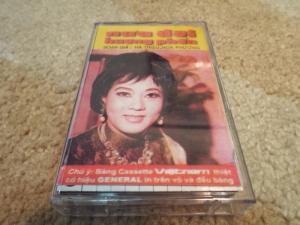 Băng cassette cải lương - Nửa đời hương phấn - Pre 75
