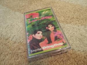 Băng cassette cải lương - Lan & Điệp - Pre 75.