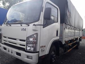Xe tải Isuzu 8 tấn, thùng mui bạt dài 7.1 mét, trả trước 250 triệu, giao xe ngay - Liên hệ: 0972494937 (24/24)