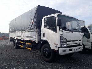 Xe tải Isuzu 8 tấn, thùng mui bạt dài 7.1...