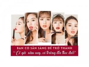 Son Chu Chu Lipstick ( Đỏ Gạch Số 3)