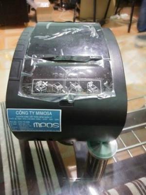 Máy in hóa đơn thanh toán dành cho quán trà sữa