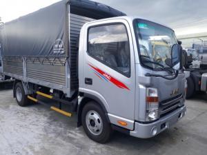 Xe tải Jac 2T4 giá cực tốt, trả góp lãi suất cực thấp