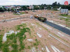 Dự án Phố vàng Boulevard City, mặt tiền QL1A, khu dân cư hiện hữu, ngay TTHC Huyện, 6tr/m2