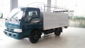 Xe tải THACO K165S tải trọng 2 tấn 4 - Hỗ trợ trả góp - Chất lưọng 100%
