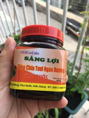 Tiêu Ngào - Sáng Lợi - Đặc Sản Phú Quốc