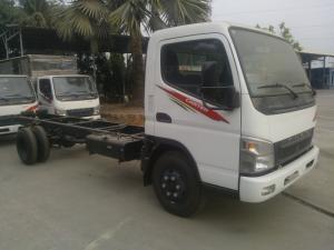 Ô tô tải MITSUBISHI 1,9 tấn/ chở hàng vào thành phố