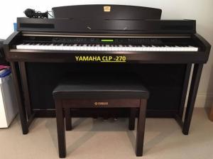 Đàn Piano Điện Yamaha CLP-270