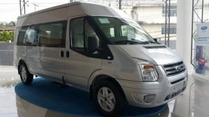 Ford An Đô bán xe Ford Transit đời 2018,màu bạc giá siêu hấp dẫn